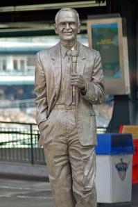 Ernie statue